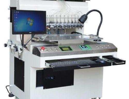 Máquina CNC para injeção de PVC